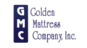 Golden Mattress Company Logo